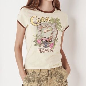 Spell and the Gypsy Cuba t-shirt